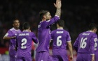 Real claim record with last-gasp draw against Sevilla