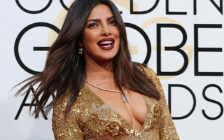 File Photo: Actress Priyanka Chopra arrives at the 74th Annual Golden Globe Awards in Beverly Hills, California, US, January 8, 2017. Reuters