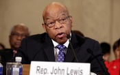 Rep. John Lewis (D-GA) testifies to the Senate Judiciary Committee during the second day of confirmation hearings on Senator Jeff Sessions' (R-AL) nomination to be U. attorney general in Washington, US, January 11, 2017. Reuters