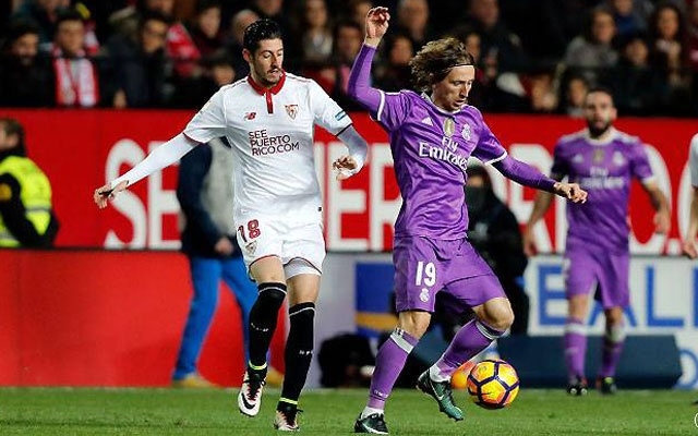 Match Reports: Sevilla FC 2-1 Real Madrid