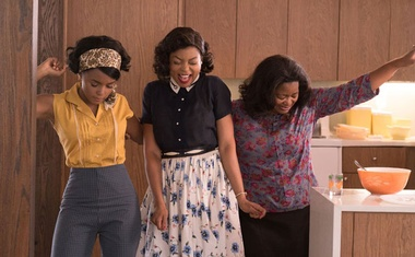 'Hidden Figures' promotional image from 20th Century Fox.