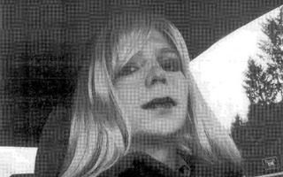 Chelsea Manning is pictured in this 2010 photograph obtained on August 14, 2013. Reuters