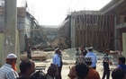 Roof collapse at Savar tannery site leaves five injured