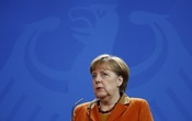 German Chancellor Angela Merkel addresses the media at the Chancellery in Berlin, Germany, January 18, 2017. Reuters