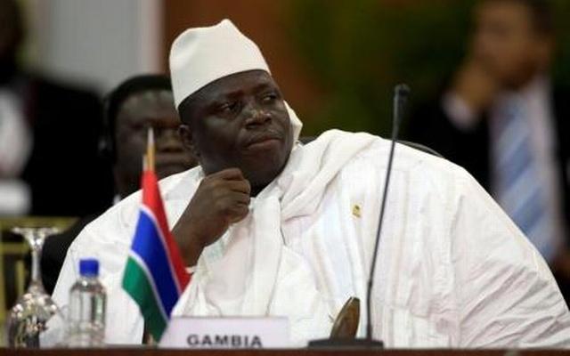 Gambia leader's term extended as tourists are evacuated