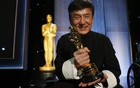Stunt team pays Jackie Chan surprise visit during tribute
