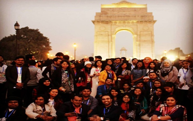 'A trip of dignity': The India visit of 100 Bangladeshi youths