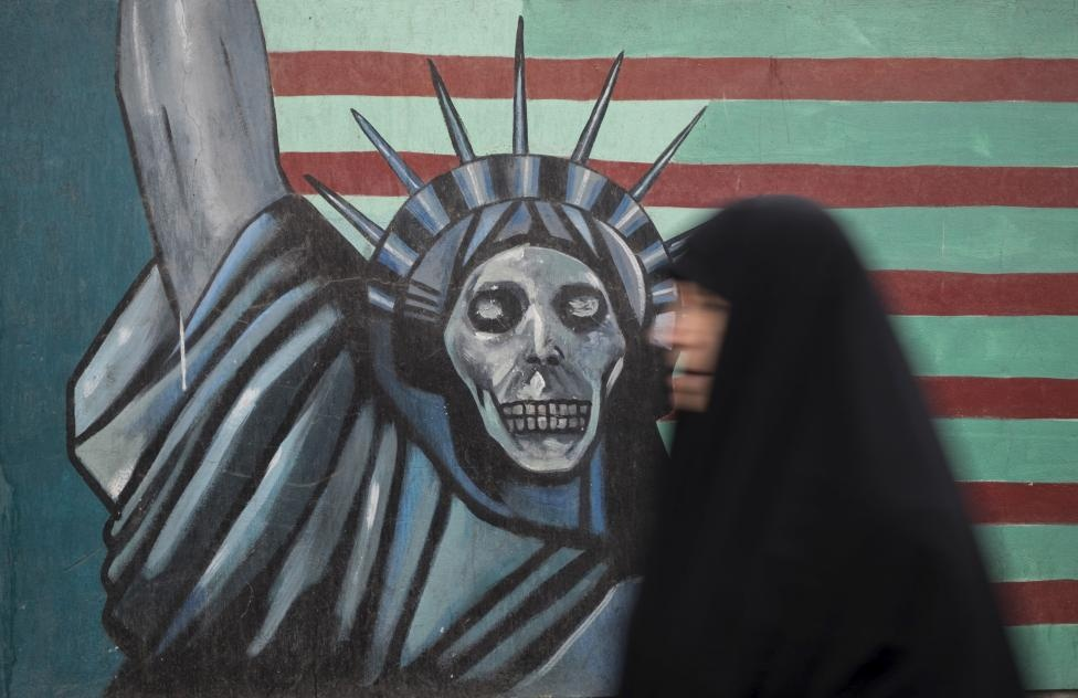 IRAN: Iran's deal with world powers lifted most international sanctions and promised Iran's reintegration into the global community in exchange for curbs on its nuclear program. The potential detente with the West has alarmed Iranian hardliners, who have seen a flood of European trade and investment delegations arrive in Tehran to discuss possible deals, according to Iran experts. Security officials have arrested dozens of artists, journalists and businessmen, including Iranians holding joint American, European or Canadian citizenship, as part of a crackdown on