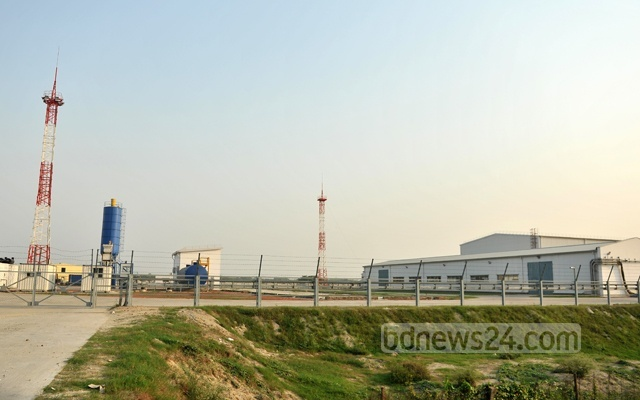 Bangladesh has included the project for developing waste management infrastructure for the Rooppur Nuclear Power Plant in the list of the 17 projects for the next Indian LOC. File photo