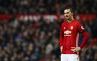 Ibrahimovic coy on Man United contract extension