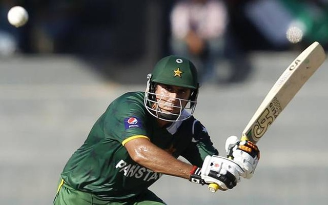 Nasir Jamshed banned for 10 years in PSL spot-fixing case