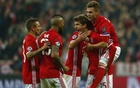 Brilliant Bayern fire on all cylinders to out-gun Arsenal