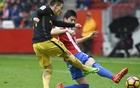 Late Gameiro hat-trick rescues victory for Atletico
