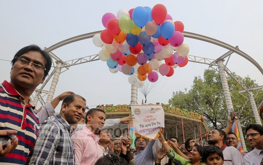 Three months after closing down Shyamoli's 'Shishu Mela', Dhaka North Mayor Annisul Huq inaugurates it with the name 'DNCC Wonderland' on Sunday. Photo: asaduzzaman pramanik