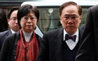 Former Hong Kong leader jailed in what judge calls fall from