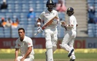 Factbox: India's lowest Test totals at home