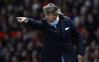 Mancini at short odds to become next Leicester manager
