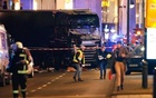 REPRESENTATIONAL IMAGE: The German authorities are on high alert after a failed Tunisian asylum-seeker drove a truck into a Christmas market in Berlin on Dec 19, killing 12 people.