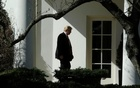 US President Donald Trump walks to the Oval Office of the White House in Washington, US, Feb 24, 2017. Reuters