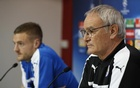 Leicester's Vardy denies role in Ranieri sacking
