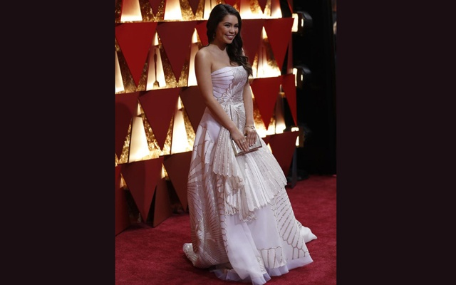 Actress Auli'i Cravalho. Reuters