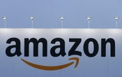 The logo of Amazon is seen at the company logistics centre in Lauwin-Planque, northern France, February 20, 2017. Reuters
