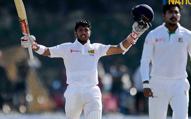 Bangladesh 31-0 at tea in reply to Sri Lanka's hefty 494