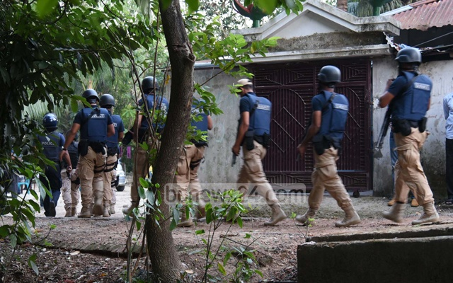 Jamaat-ul-Mujahideen Bangladesh militants killed in raid