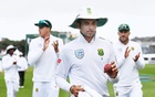 South Africa clinch eight-wicket victory in second Test