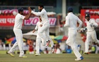 Jadeja strikes after Pujara and Saha deflate Australia