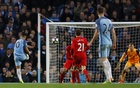City hit back to earn a draw with Liverpool