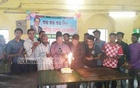 Ershad's birthday celebrated in DU Madhu's Canteen
