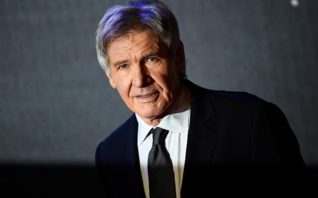 Harrison Ford arrives at the European Premiere of Star Wars, The Force Awakens in Leicester Square, London, Dec 16, 2015. Reuters