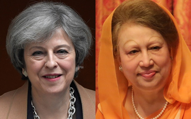 London attack: Khaleda sends condolence letter to UK PM May