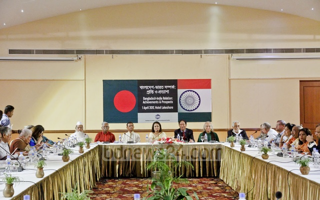 India and Bangladesh: Doing deals to ward off the dragon