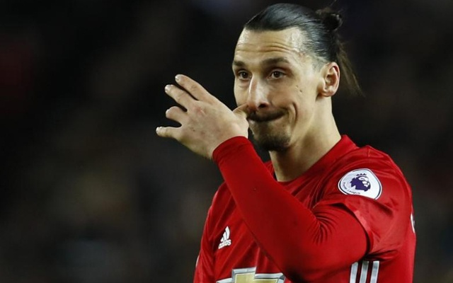 Late Ibrahimovic penalty salvages United 1-1 draw vs Everton