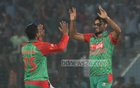 Shakib pays tribute to Mashrafe in Bangladesh skipper's last T20I