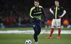 Ozil is back after Champions League exit, says Wenger