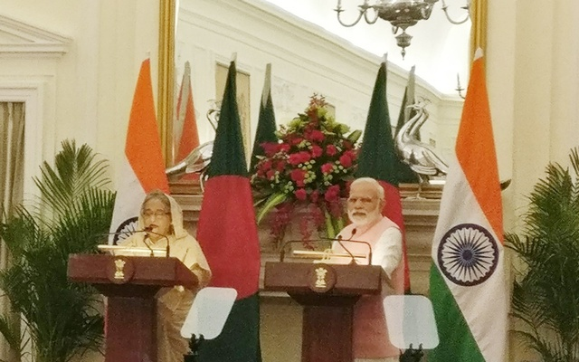 Photo: Ministry of External Affairs, India