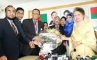 Khaleda fears five more years of AL rule over Hasina's India visit