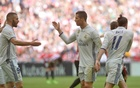Real's attacking trio out to reignite spark against Bayern