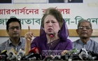 Hasina received only some assurances during India visit: Khaleda