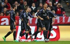 Real out to home in on Liga title after raiding Bayern