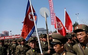 North Korea 'on the brink of war' as US ships approach