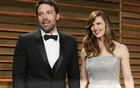 Actor Ben Affleck and his wife, actress Jennifer Garner arrive at the 2014 Vanity Fair Oscars Party in West Hollywood, California Mar 2, 2014. Reuters