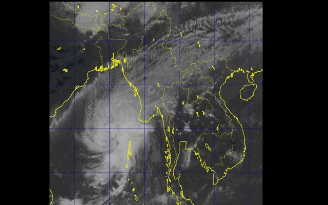 Photo: Bangladesh Meteorological Department