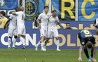 Milan snatch extraordinary draw with Inter in first Chinese derby