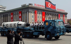 The North Korean army would complete its plans in mid-August, ready for leader Kim Jong Un's order, state-run KCNA news agency reported, citing General Kim Rak Gyom, commander of the Strategic Force of the Korean People's Army. Reuters file photo