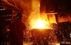 China first-quarter GDP grows faster than expected 6.9 percent, steel output hits record