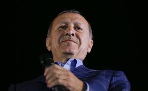Turkey's Erdogan declares referendum victory